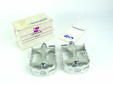 """Campagnolo Centaur Mountain Bike Pedals Vintage 9/16"""" Racing 1990's New NOS"""