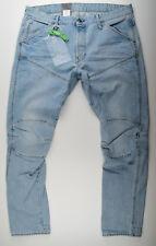 G-star 5620 Elwood 3d Tapered L34 Jeans 38-34-light Aged