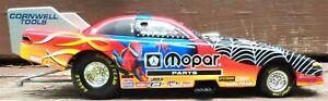 Action Dean Skuza Team Mopar Spider Man 2001 Avenger Funny Car 1:24 N. I. B.