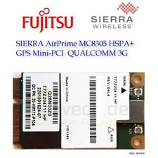 SIERRA AirPrime MC8305 HSPA+ GPS Mini-PCI QUALCOMM 3G Fujitsu Lifebook