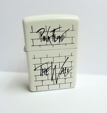 New Pink Floyd The Wall Zippo Lighter CD LP RARE Classic Rock