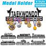 16in Stainless Steel Sport Medal Holder Hanger Display Rack Gym Swin Ideal Gift