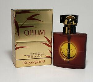 Yves Saint Laurent Opium YSL Eau De Parfum