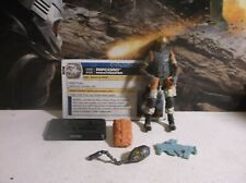 "GI Joe Ripcord 4"" Loose Action Figure 2011 Hasbro Renegades 30th Pursuit Cobra"
