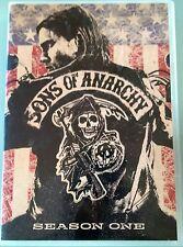 Sons of arnarchy season one ,Dvd
