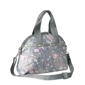 LeSportsac Classic Collection York Satchel Crossbody in Dancing Roses NWT