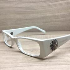 Tiffany   Co. 2001 Tf 2001-G Óculos De Coco Branco 8004 49mm Autêntico 1029157449