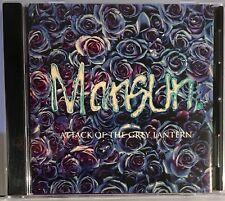 MANSUN - ATTACK OF THE GREY LANTERN , CD ALBUM.