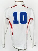 ENGLAND NATIONAL TEAM RUGBY UNION SHIRT JERSEY NIKE SIZE S ADULT #10