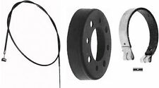 "Go Kart Mini Bike Brake Drum Brake Band and 60"" cable Combo kit FREE SHIPPING"