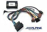 ALPINE APF-D100AU  comandi al volante e recupero display Audi - Seat