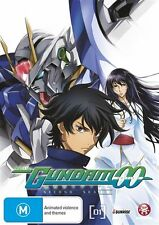Mobile Suit Gundam 00 : Season 2 : Vol 1 (DVD, 2010) Region 4