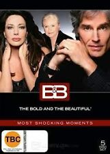 The Bold And The Beautiful - Most Shocking Moments (DVD, 2010, 5-Disc Set) Reg 4
