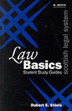 Scottish Legal System Lawbasics (Green's Law Basics)-ExLibrary