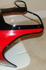 YAMAHA RZ350 RZ 350 WINDSCREEN/WINDSHIELD/FAIRING/FRONT COWL RUBBER TRIM