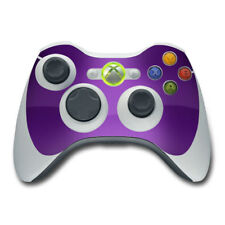 Xbox 360 Controller Skin - Purple Burst - Vinyl Decal DecalGirl Sticker