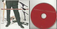 HUGH CORNWELL The Fall And Rise Of... UK SIGNED / AUTOGRAPHED CD album + CoA