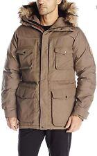 Fjallraven Arktis Parka Jacket Taupe Brown Arctic G-1000 Mens Small /Medium $850