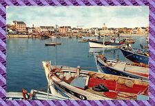 CPSM 56 - Quiberon porta - Maria e les sardina barche