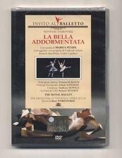 Dvd Invito al Balletto 3 LA BELLA ADDORMENTATA Ciajkovskij Marius Petipa Durante
