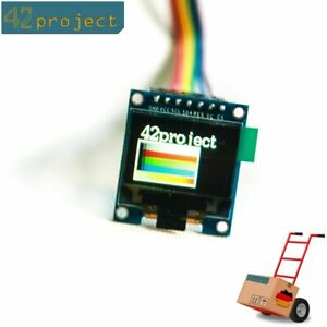 OLED color Display 6500 RGB farben 3.3v 5v Serial SPI 96*64px für Arduino Uno R3