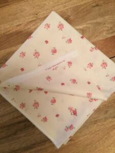 The highly sought after & Elusive Laura Ashley Abbeville PINK fabric 2.3 Metres