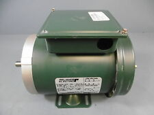 1 Used Reliance Electric C56H1546H Electric Motor 1725 RPM 1/2 Hp 208-230 Volts