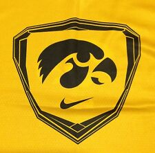 Iowa Hawkeyes Reversible Basketball Jersey Nike Authentic Team Issue #35 Xxl