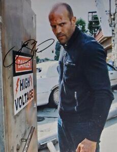 Jason Statham Hand Signed 8X10 Photo W/ Holo COA
