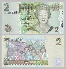 Figi FIJI/2 dollaro 2007 p109a UNC.