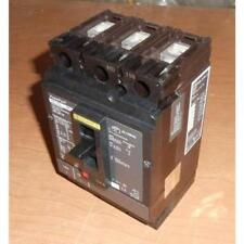 Square D Hdl36110 3 Pole 150 Amp Circuit Breaker 240/50-60 (9)