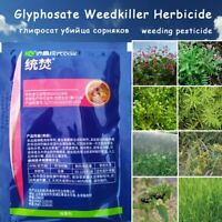 Glyphosate Herbicide Remove Broadleaf Weed Kill Grass Leaf Spray Weedkiller