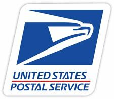 Us Post Office Mail Carrier USPS Eagle Logo Vinyl Sticker Decal