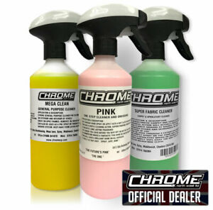 Chrome (NW) - Interior pack. 3 for £16.99 FREE P&P -The CB Shack @ Lymm services