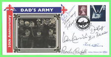 G.B. 1998 30th Anniv. 'Dad's Army' Ltd. Ed. multi signed commemorative Cover