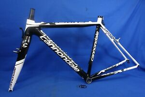 Cannondale SuperX Carbon Cyclocross Canti Bike Frameset, Frame & Fork - 52cm