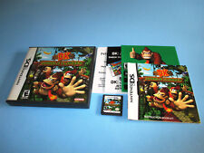 DK: Jungle Climber Donkey Kong Nintendo DS Lite DSi XL w/Case, Manual & Inserts