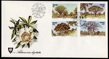 Venda 84-7 on First Day Cover - Trees, Flowers