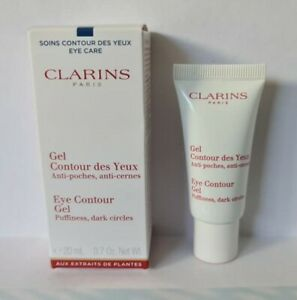 Clarins Eye Contour Gel 20ml - For puffiness and dark circles