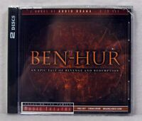 NEW Ben Hur Audio 2 CD Radio Theatre Focus on the Family Lew Wallace Christ