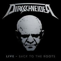 DIRKSCHNEIDER - LIVE-BACK TO THE ROOTS NEW VINYL
