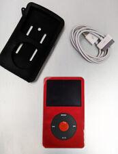 Apple iPod Classic 5. Generation 256GB • ROT • Wolfson DAC • Generalüberholt
