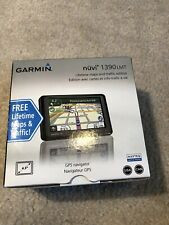Garmin nüvi 1390LMT 4.3-Inch Portable Bluetooth GPS Navigator