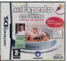 Mi experto en Cocina - Cocina Saludable (Nintendo DS Nuevo)