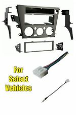 05-09 Subaru Outback/Legacy Single Din Car Stereo Radio Dash Install Kit Combo