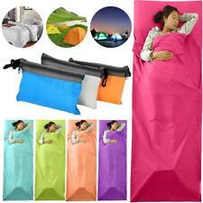 Single Camping Hostel Bag Liner Travel Backpacker Sleeping Inlet Sack Sheet