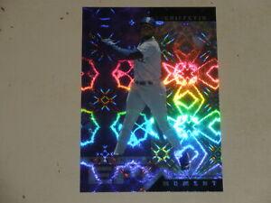 1998 Pinnacle Plus All Star Epix Moment Purple #1 Ken Griffey Jr