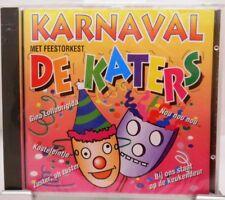 Karnaval met Feestorkest De Katers + CD + Karneval / Fasching in Holland +