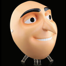 Despicable Me Resin Gru Movie Mask Costume Mask Fancy Dress Halloween Cosplay