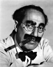New 8x10 Photo: Legendary Comedian and Television Star Groucho Marx